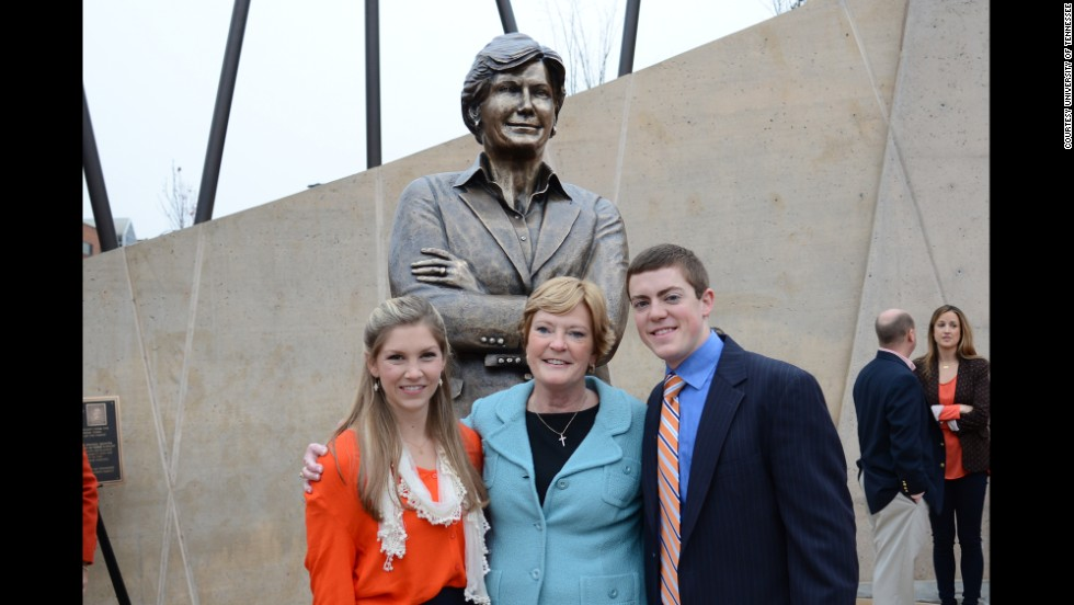 Tyler Summitt wife and mother