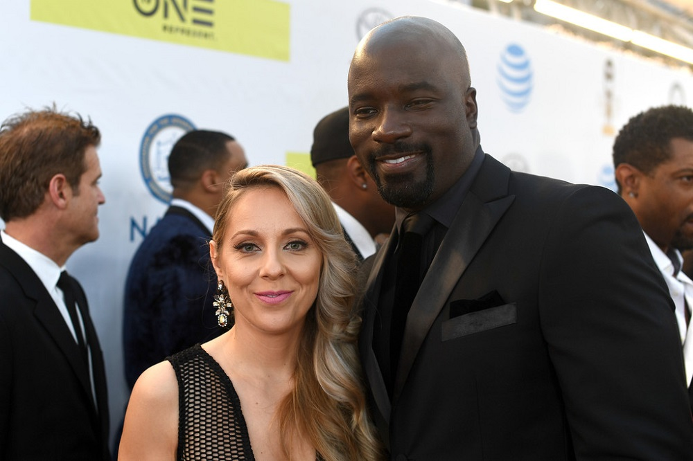 Iva Colter is married to her lover Mike Colter