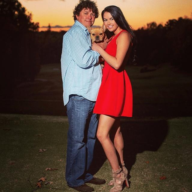 Amanda Boyd ex-husband, Jason Dufner