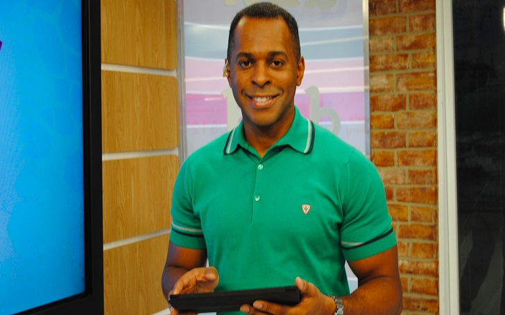 Andi Peters married, wife, partner, gay, salary, networth, height
