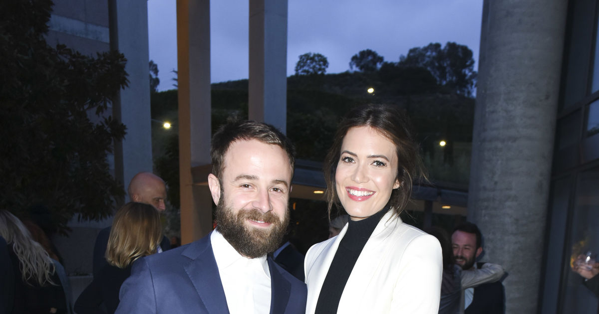 Wedding Bells! Mandy Moore And Taylor Goldsmith Are Officially Married!