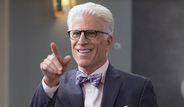 Ted Danson wife,