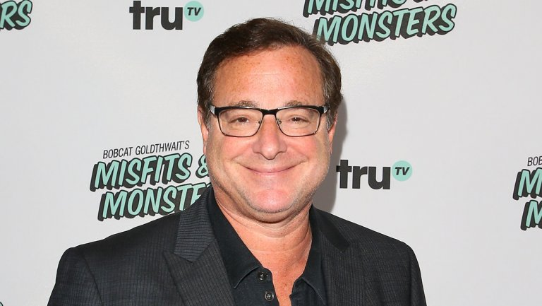 Bob Saget married his wife Kelly Rizzo.