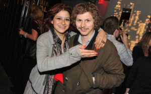 Michael Cera and Alia Shawkat