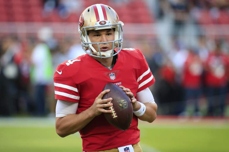 Nick Mullens net worth, marriage, age, bio, height, stats, salary, and wiki