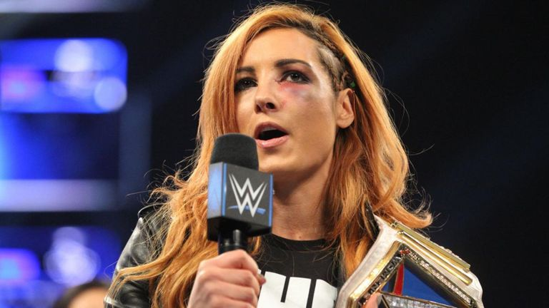 Becky Lynch dating,