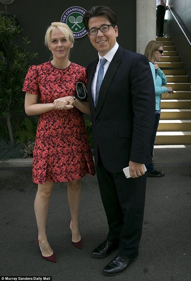 Michael McIntyre wife