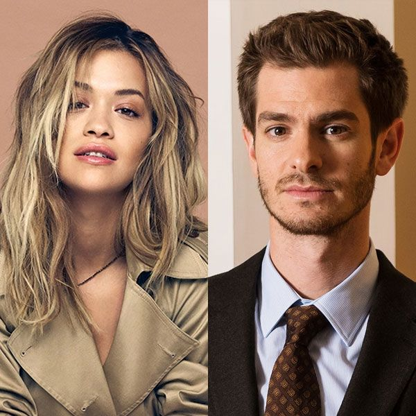 Andrew Garfield and his alleged girlfriend, Rita Ora