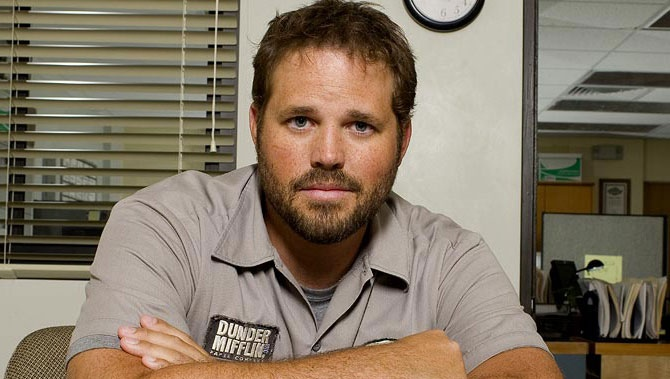 David Denman net worth, wife, son, age, height, wiki