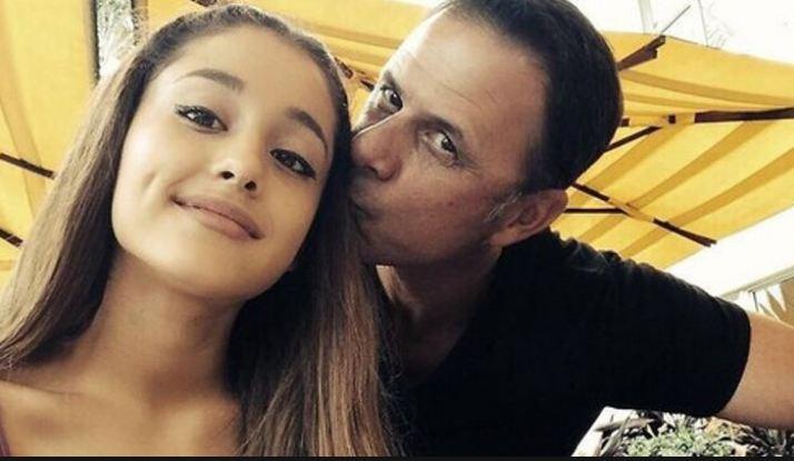 Edward Butera and daughter, Ariana