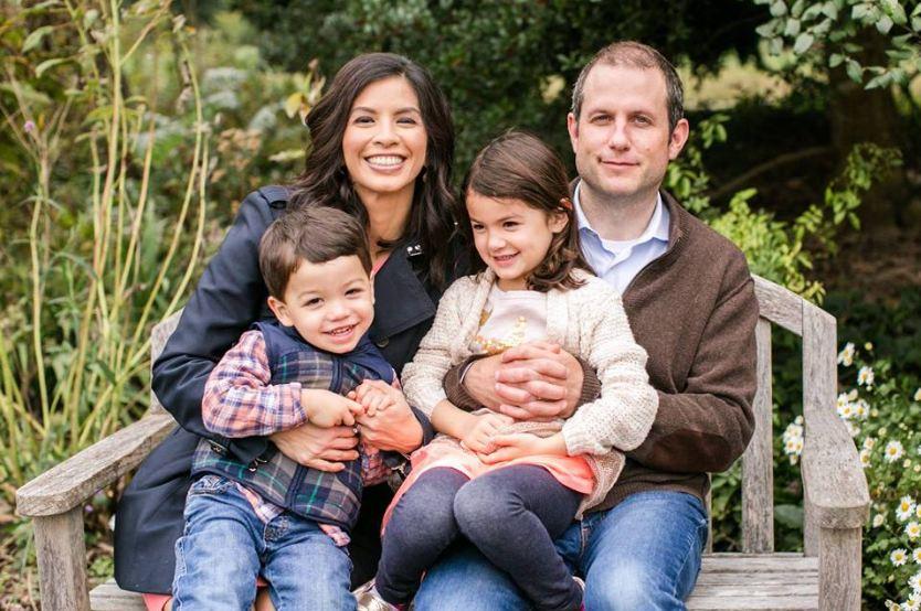 Ylan Mui family: husband and kids