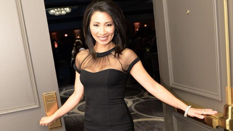 ABC7 Reporter Judy Hsu