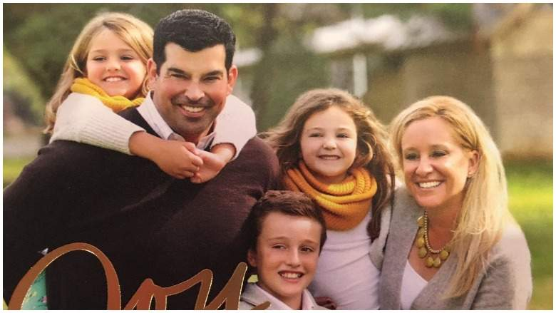 Ryan Day family: wife and children