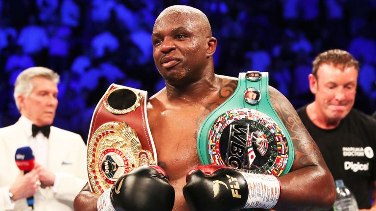 Dillian Whyte Next Fight, Salary, Net Worth, Wife, Children, Family, Wiki