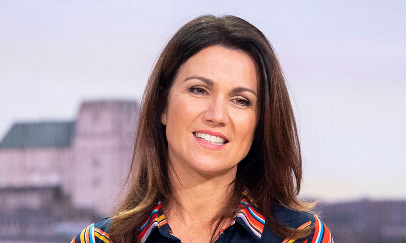 GMB Host Susanne Reid Age 48 Is Reportedly Dating A New Boyfriend | Salary, Height & Family