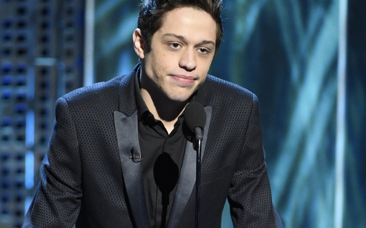 1.85m Tall Pete Davidson's Dating Affairs; Know His Wiki-Bio Including His Net Worth, Career, Girlfriend, Tattoo, Age, and More!