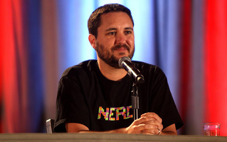 Wil Wheaton married girlfriend turned wife Anne Prince