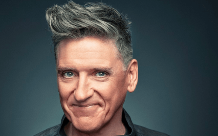 Craig Ferguson married life,