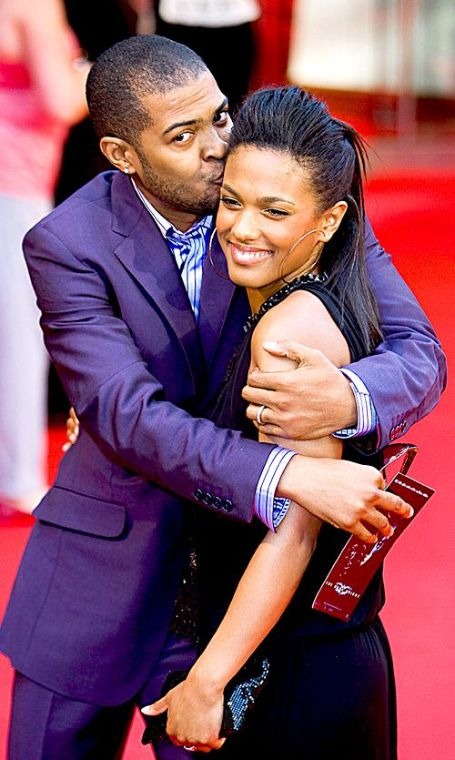 Freema Agyeman was rumored to married Noel Clarke