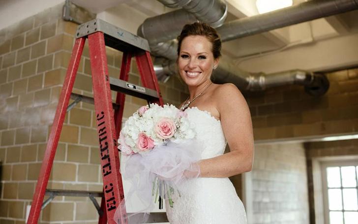 Mina Starsiak Hawk Married, Husband, Children, Net Worth
