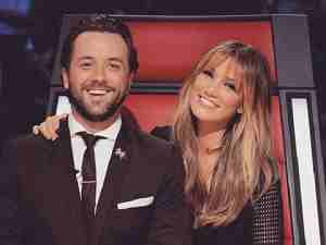 Darren McMullen as a host for the show, The Voice Australia