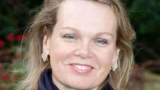 April McClain Delaney married boyfriend turned husband John Delaney, a Presidential Candidate 2020