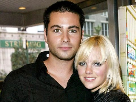 Ben Indra and his ex-wife Anna Faris