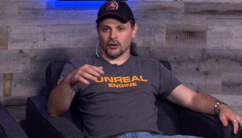 Game Designer Darren Sugg