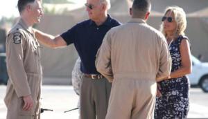 Joe Biden's wife Jill Biden is a philanthropist personality