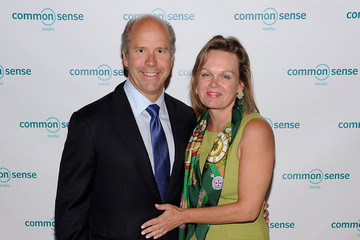 John Delaney with his spouse April Delaney