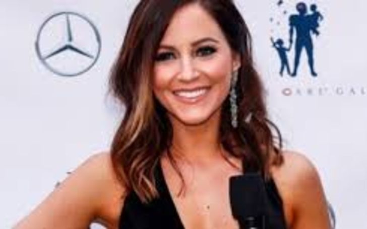 Kay Adams net worth, salary, earnings, revenue are from her sportscasting career