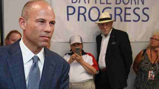 Michael Avenatti married two times but also divorced his wife later on