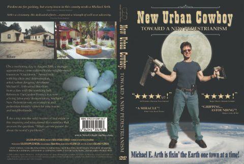 Michael E. Arth Cowboy DVD Cover