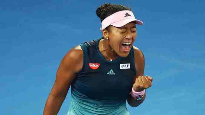 Naomi Osaka becomes new no 1 after Australian Open Win against Petra Kvitova