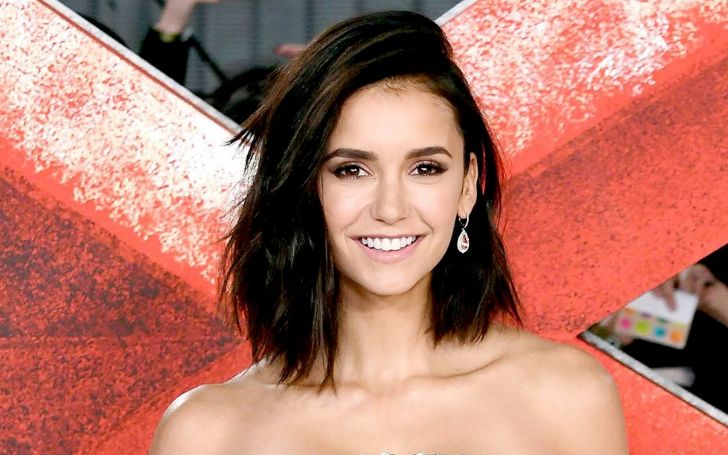 Nina Dobrev has a net worth of $10 million