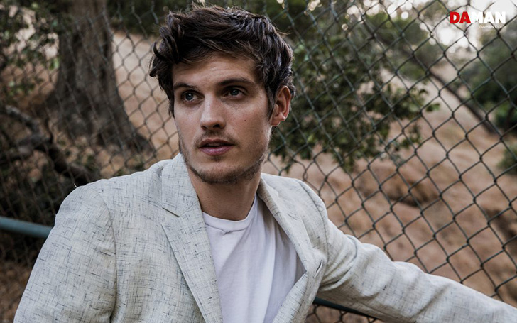 Daniel Sharman Dating, Wiki-Bio, Career, Net Worth, Height, Age, Affair