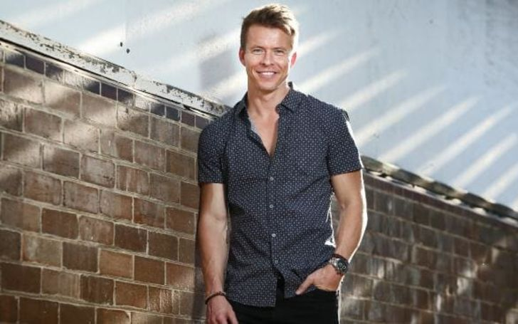 Todd Lasance and his fiancee Jordan Wilcox are the parents of a daughter.