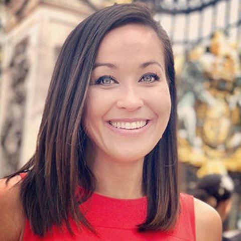 Journalist Eva Pilgrim