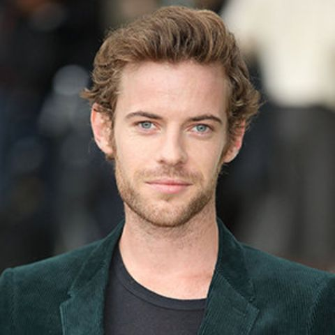 Photoshoot of Harry Treadaway