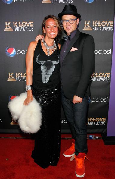 Toby Mac with his wife Amanda Levy McKeehan