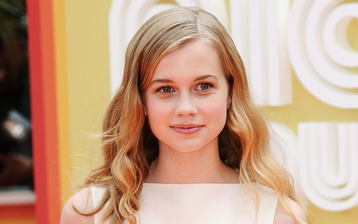 What is Angourie Rice's Age? Know About Her Wiki-Bio Including Movies, Net Worth, Boyfriend