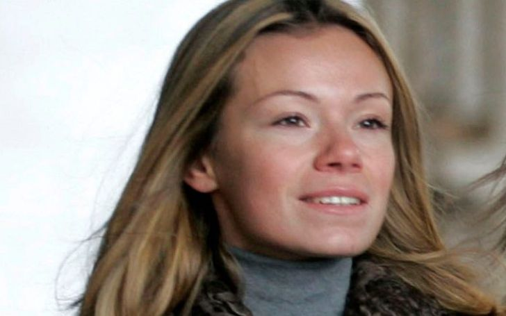 Mariya Putina is dating a dutch boyfriend Jorrit Faassen.