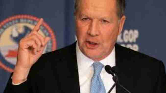 John Kasich, presidential candidate 2020, married girlfriend turned wife Karen Waldbling
