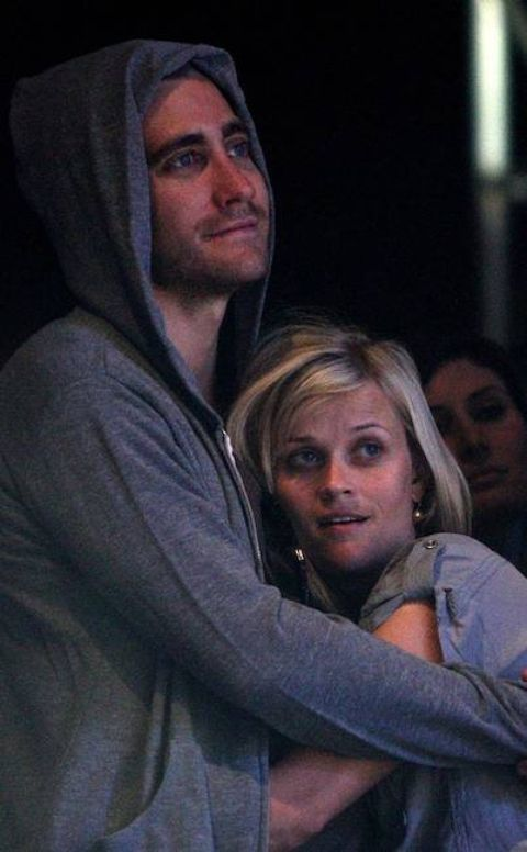 gyllenhaal with witherspoon