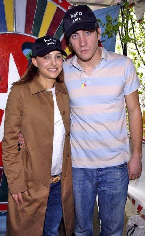 gyllenhaal with portman