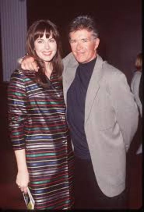 Ginna Tolleson with husband Alan Thicke
