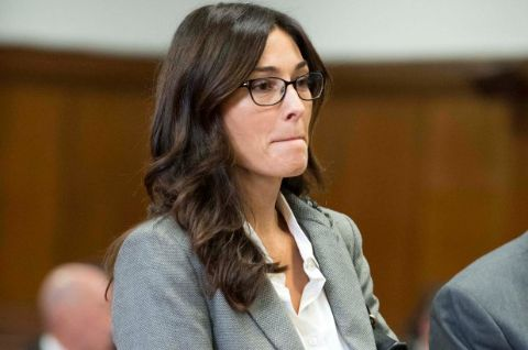 Dara Tomanovich during her trial