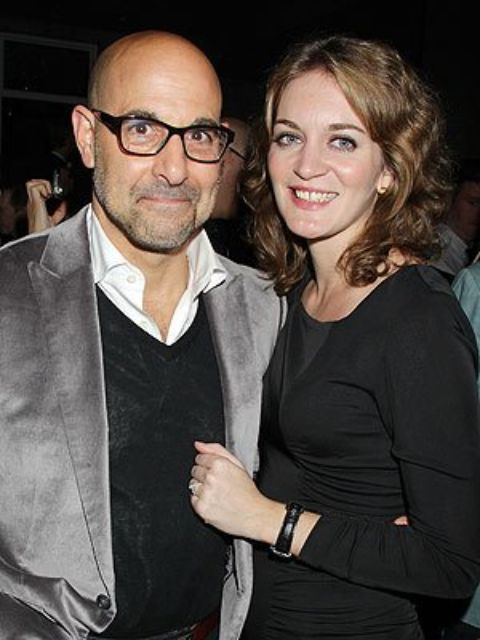 Felicity with Tucci