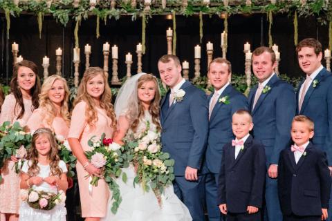 Kendra and Joseph's wedding