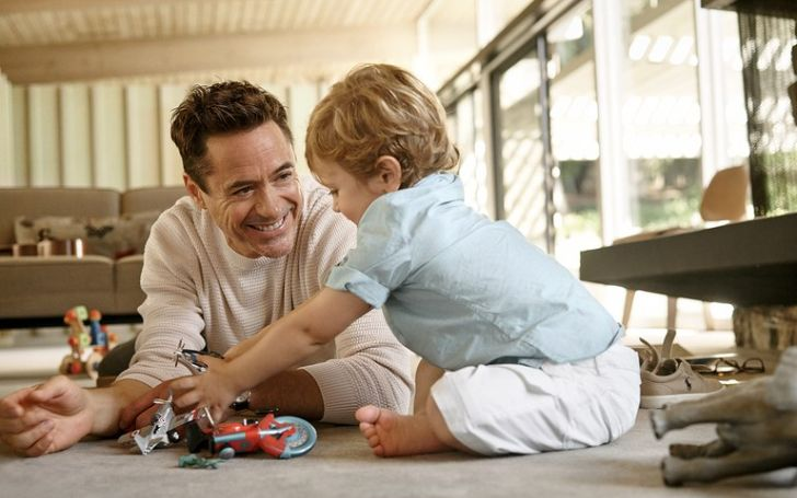 Exton Elias Downey Age, Siblings, Family, Net Worth, Father